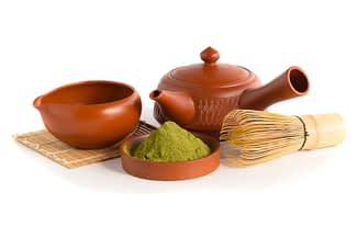 Making Kratom Tea using a kettle