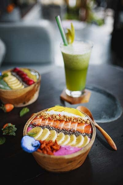 avocado mango kratom smoothie